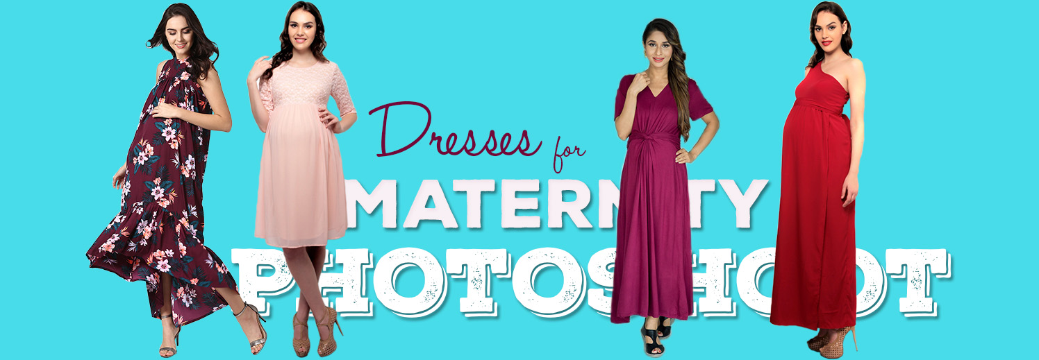 Dresses for Maternity Photoshoot