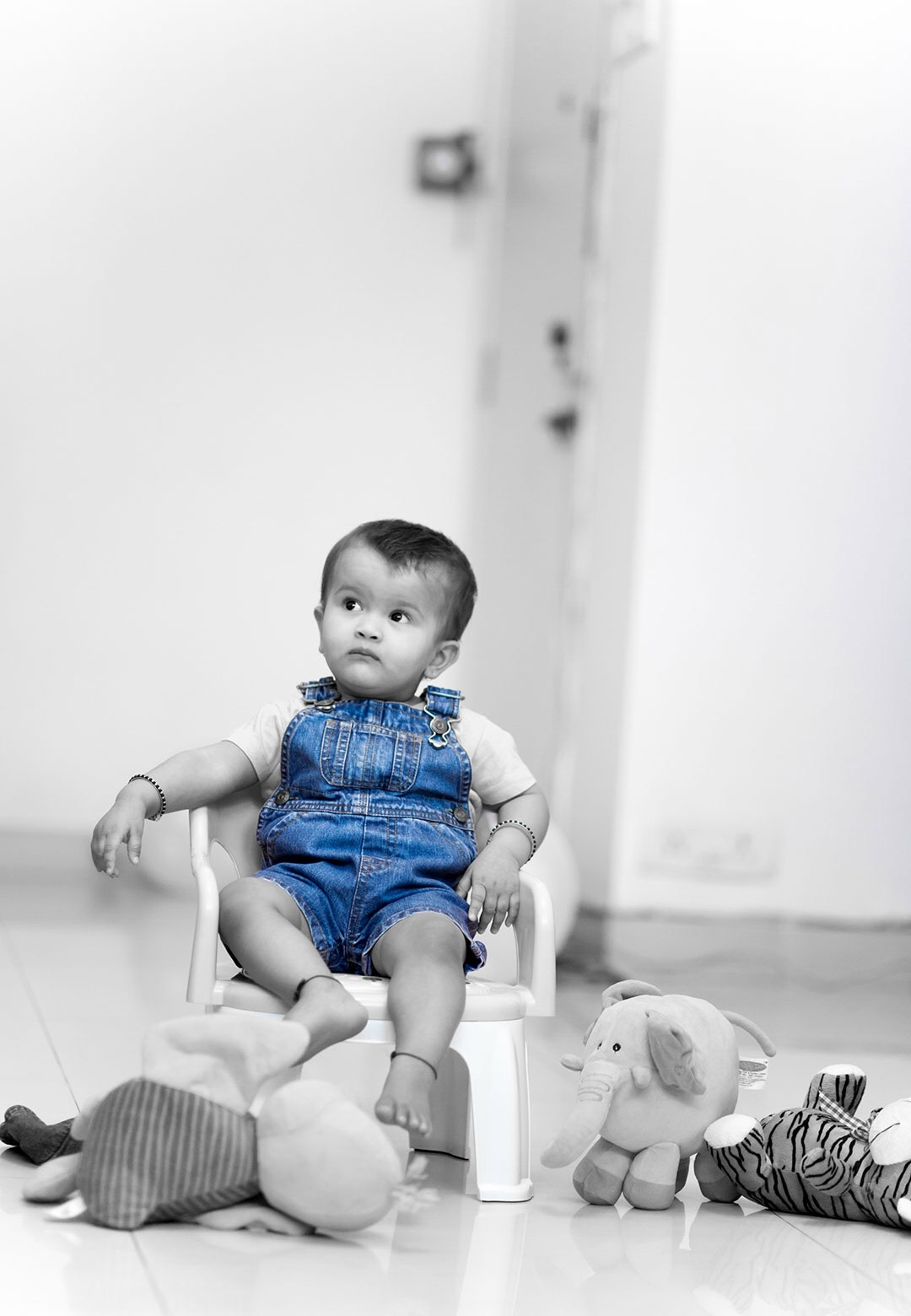 a basic baby photoshoot- mumbai
