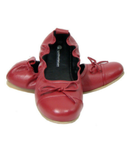 Mehroon Maternity Ballerinas