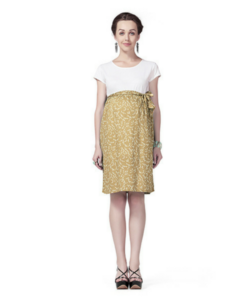 House of Napius Radiation Safe Aline Knee Length Dress