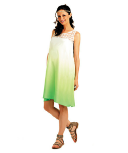 House of Napius Radiation Safe Ombre Dress