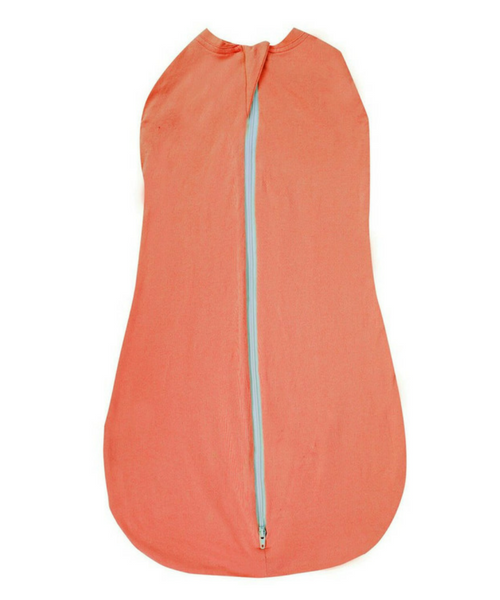 My Stork Story Swaddle Cum Sleep Bag - Orange
