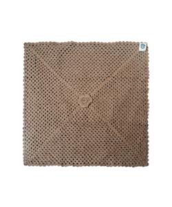 Radiation Safe Baby Blanket Beige