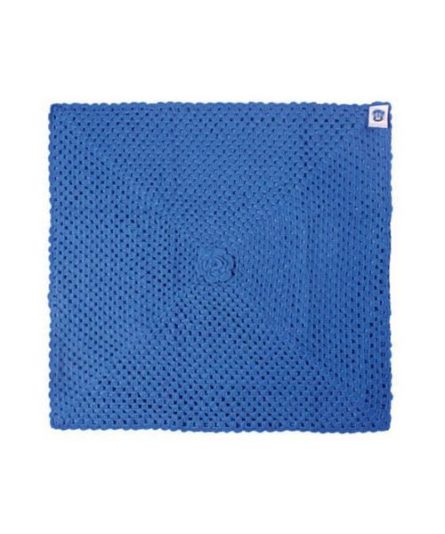 Radiation Safe Baby Blanket Blue