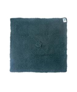 Radiation Safe Baby Blanket Dark Grey
