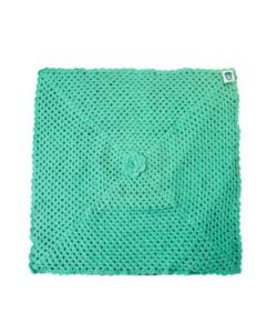 Radiation Safe Baby Blanket Sea Green