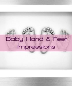 Baby Hand & Feet Impressions