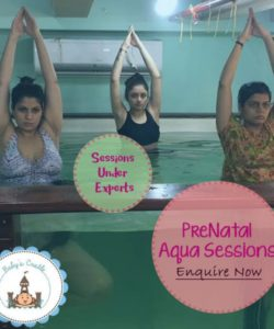Prenatal Aqua Therapy