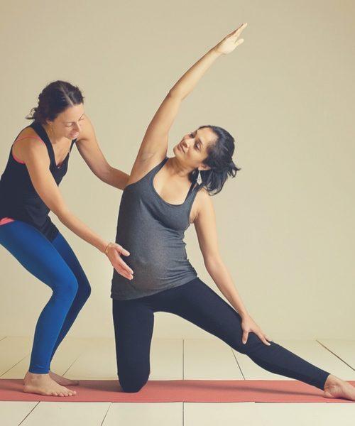 Baby 360 degrees Pre Natal Yoga classes