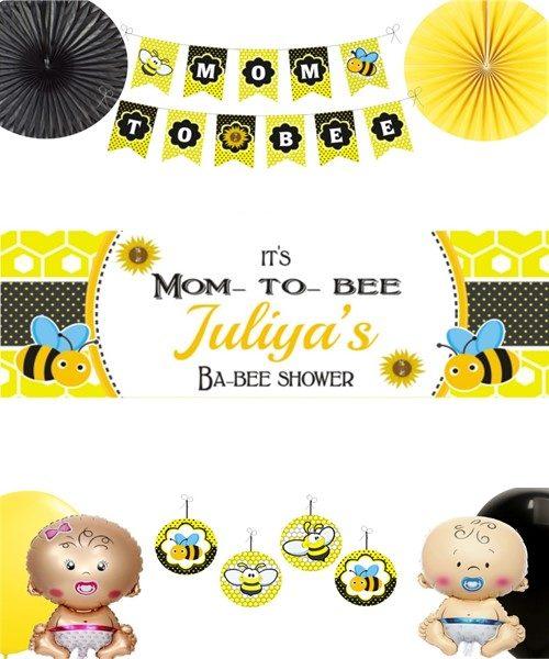 Mom To Bee DIY Baby Shower Box Pics (1)