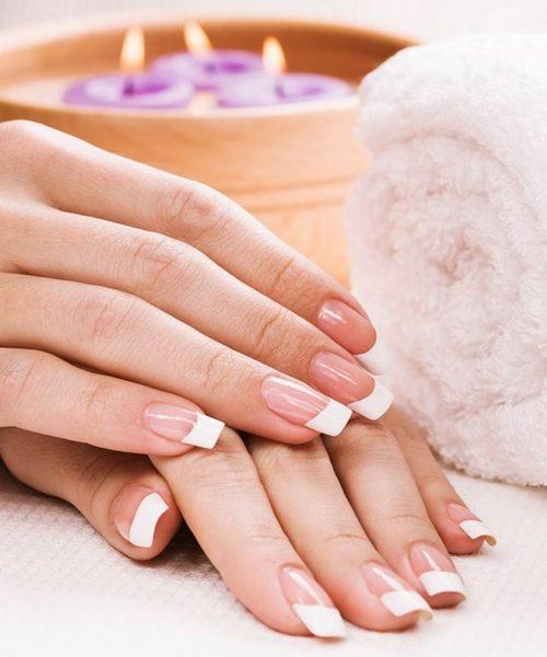 Pregnancy Manicure