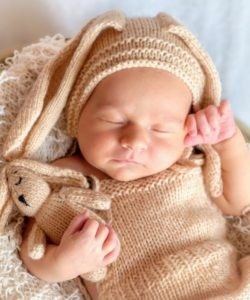 Tiny Love Basic Newborn Photoshoot