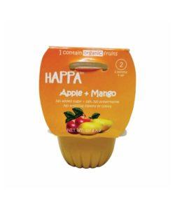Happa Apple Mango Front Baby Food