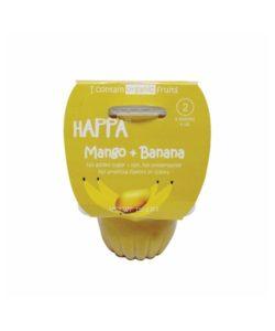 Happa Mango Banana Front Baby Food