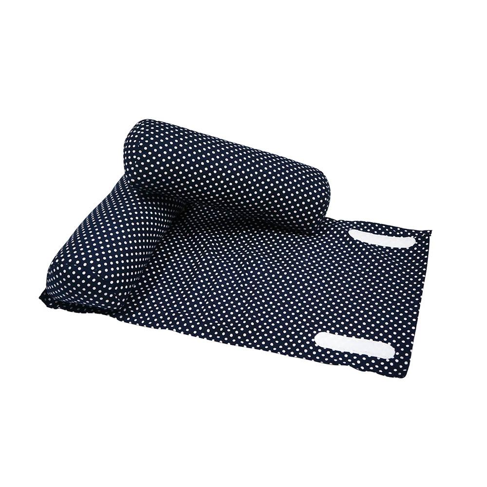 Adjustable Anti Roll Pillow Sleep Positioner All