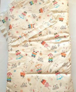 MSS Quilt Set - Cream Print 2 (FOR AWWW)