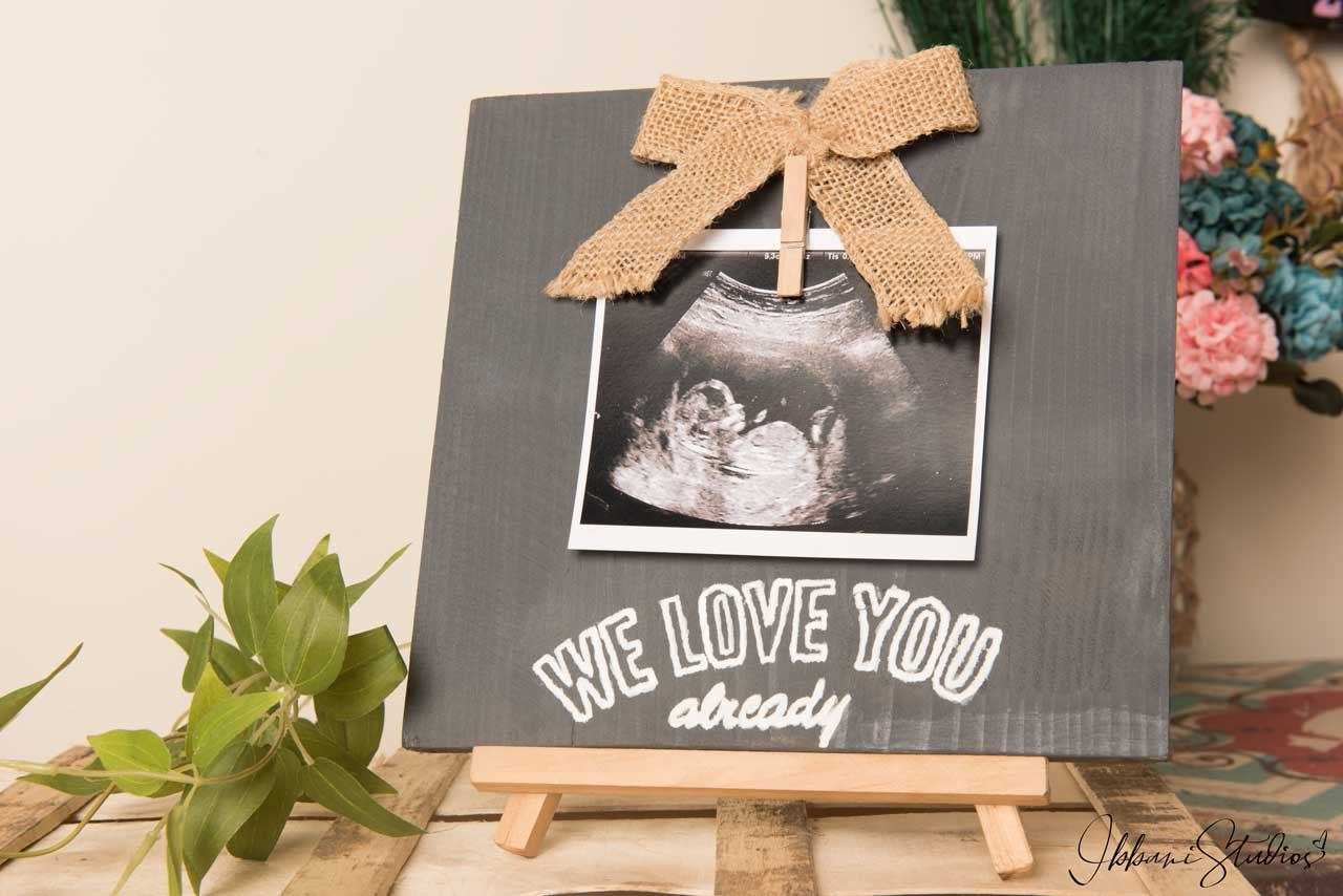 We Love You - Photo Frame - All Maternity Needs Under One Roof ...