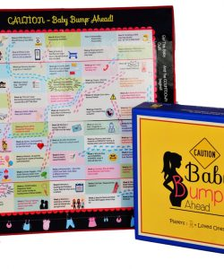 Pregnancy Board Game set